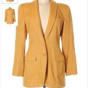 Giorgio Armani Collezioni Womens Jacket Size 8